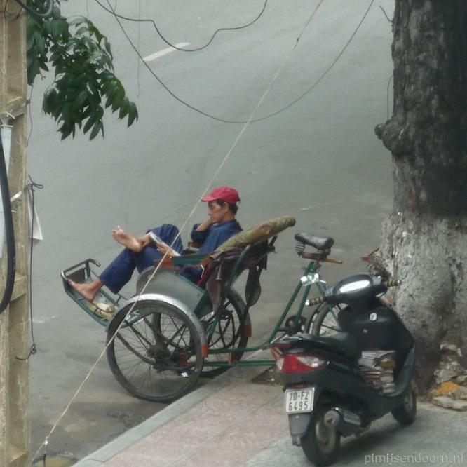 cyclo @ Ly Tu Trong
